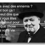 si les non Juifs n'ont pas hérité du projet, ils ont parfois conservé les clefs! le trousseau de Churchill abat toutes les portes de la fatalité!