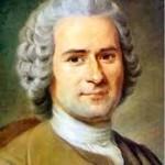 Jean jacques Rousseau où l'honneur d'être français. Tant de grandeur dans l'aide aux autres ne peut mourir, il y a incompatibilité