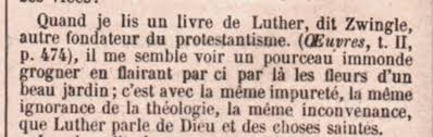 luther et calvin
